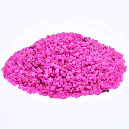 Chips Pebbles (Dark Pink, Small) - 1 kg - Nurserylive