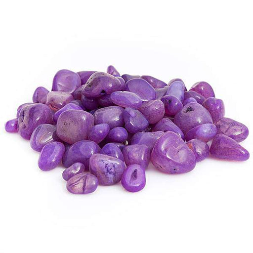 Onex Pebbles (Purple, Medium) - 1 kg - Nurserylive
