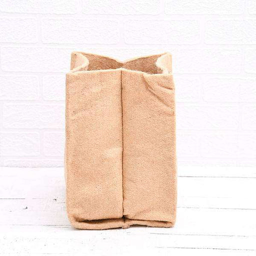 12 inch (30 cm) Eco Friendly Jute Grow Bag (Brown) (set of 2) - Nurserylive