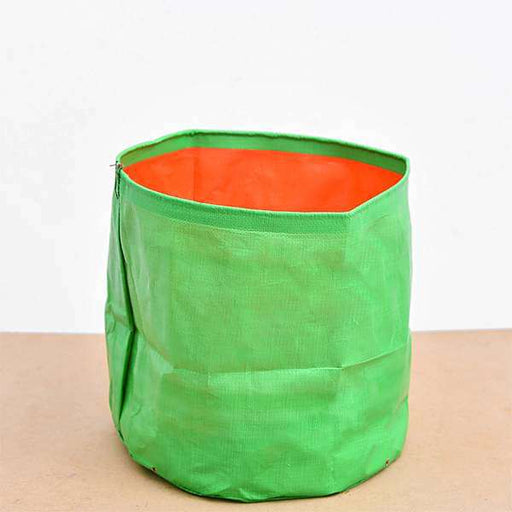 12 inch (30 cm) Round Grow Bag (Green) (set of 2) - Nurserylive
