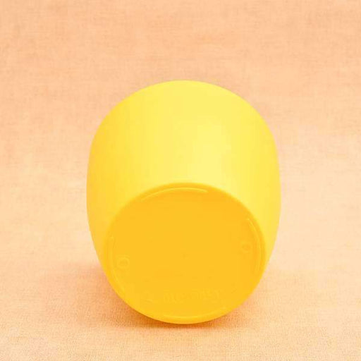 9.1 inch (23 cm) Ronda No. 2320 Round Plastic Planter (Yellow) (set of 3) - Nurserylive