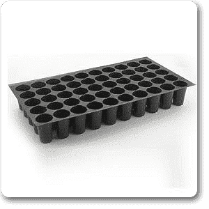 Germination Tray (70 Cells, Round) - Pack of 5 (set of 5) - Nurserylive