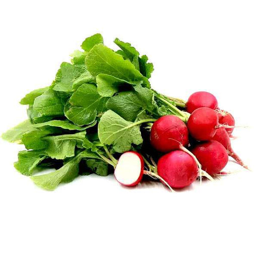 Radish Red Round - Desi Vegetable Seeds - Nurserylive
