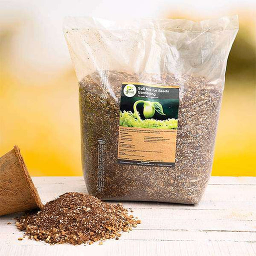 Potting Soil Mix for Seeds Gardening - 5 kg - Nurserylive