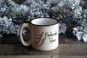 Northwoods Fibers Mug