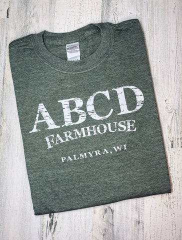 ABCDfarmhouse T-Shirts