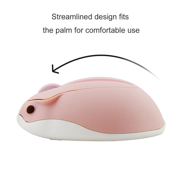 Wireless Hamster Mouse