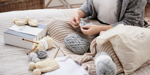 Is knitting the new yoga?