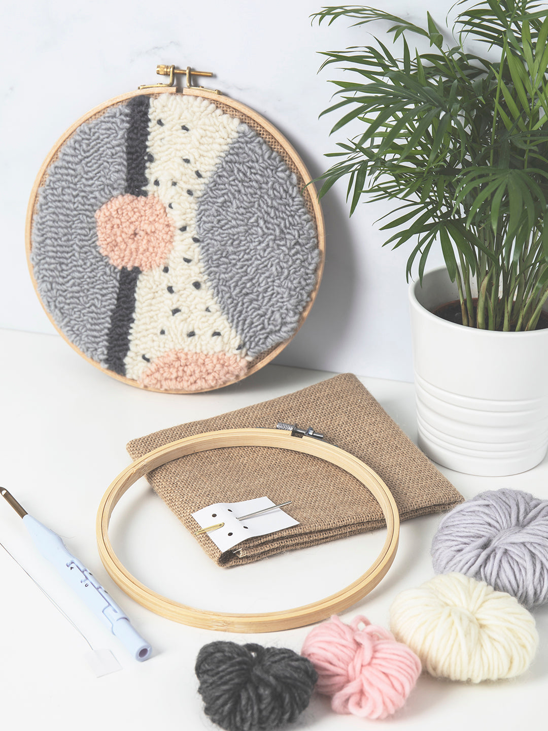 Punch Needle Craft Kit