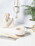 DIY Mini Macrame Plant Hanger Craft Set