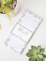 To Do List Memo Pad