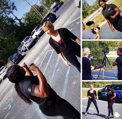 Fox 24 New Charleston Hard Candy Women's Self Defense Organization