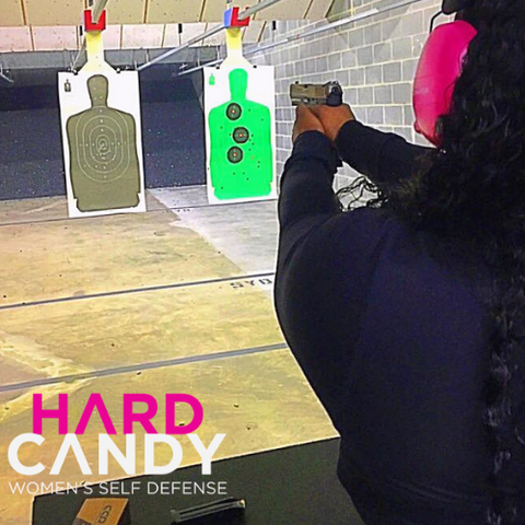 Hard Candy Women's Self Defense is a non profit organization in Charleston, South Carolina founded in 2016 by United States Navy Veteran, Antonia D. Hartsfield.