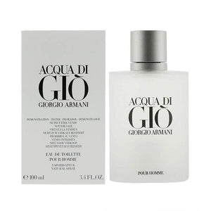 Acqua Di Gio EDT Tester Varón 100 ML