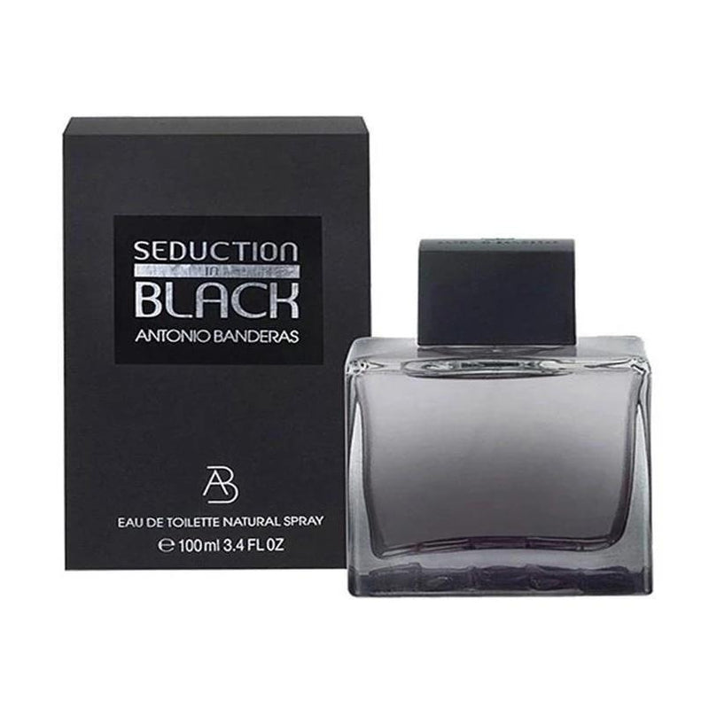 Black Seduction 100 ml Hombre