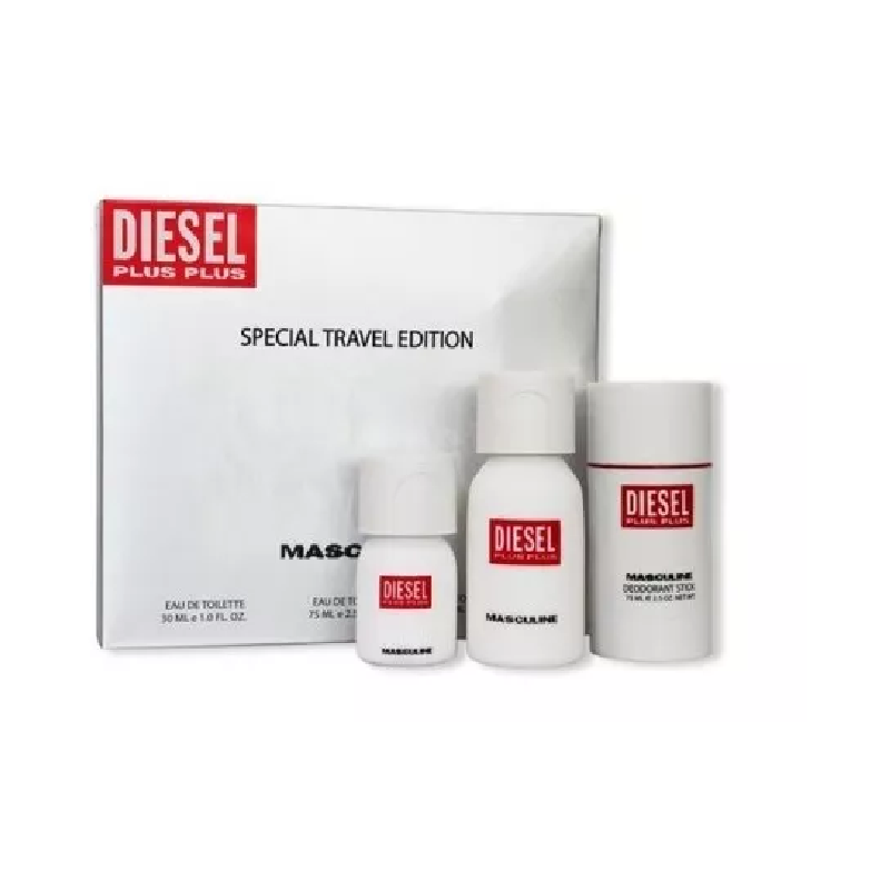 Plus Plus Set Varón 75 ML + 30 ML + Desodorante