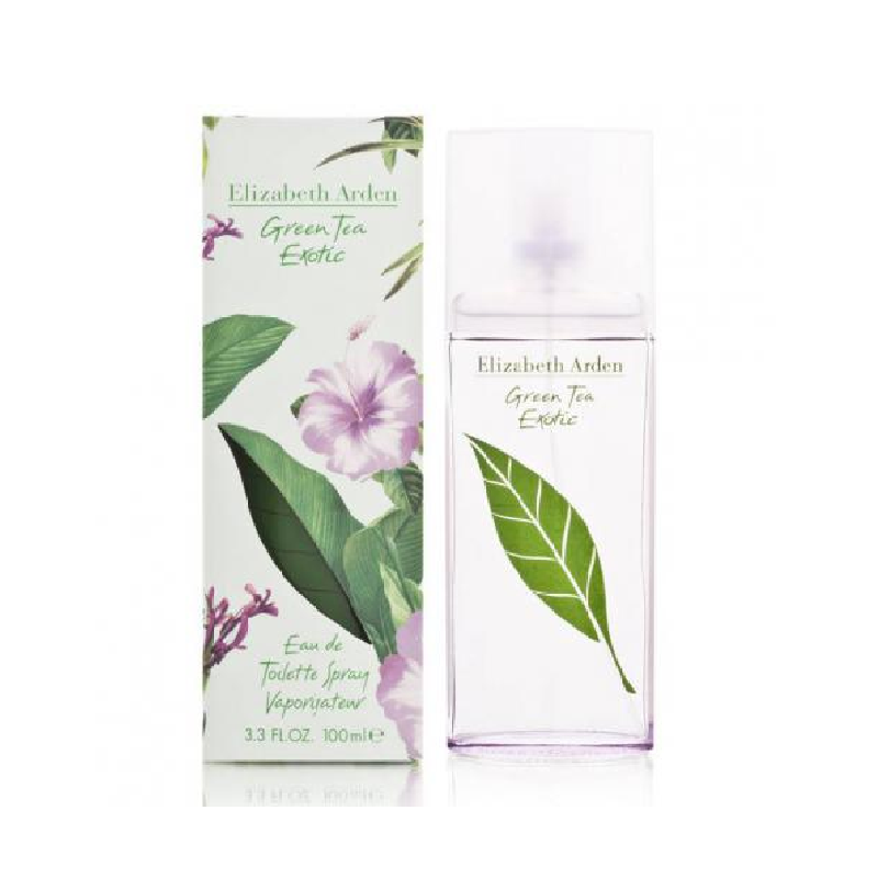 Green Tea Exotic EDT Dama 100 ML