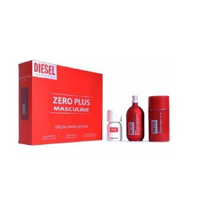 Zero Plus Set Varón 75 ML + 30 ML + Desodoran