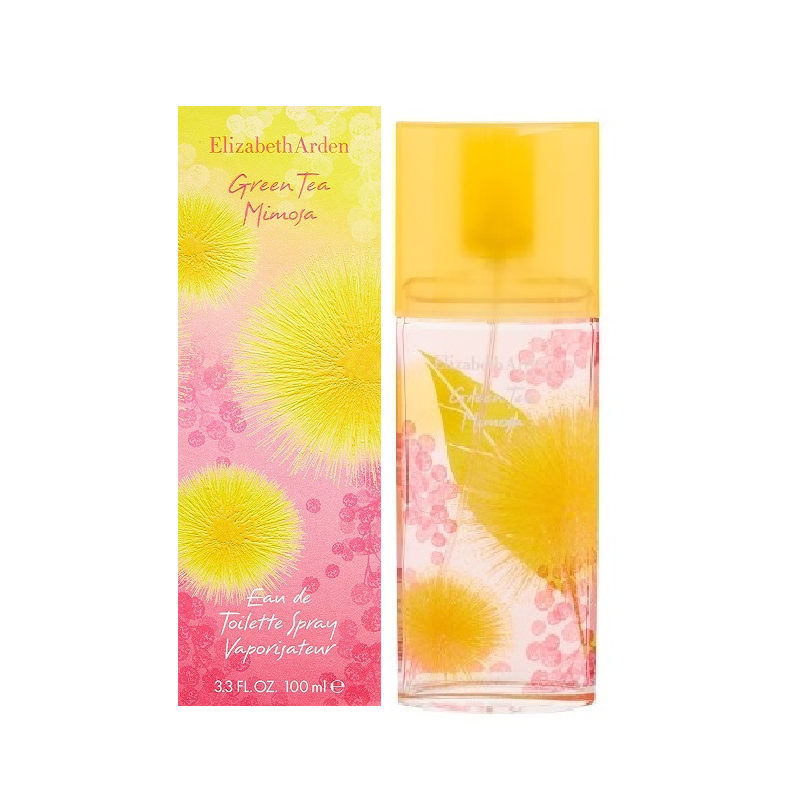 Green Tea Mimosa EDT Dama 100 ML