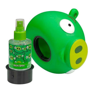 ANGRY BIRDS KING PIG + COIN BANK