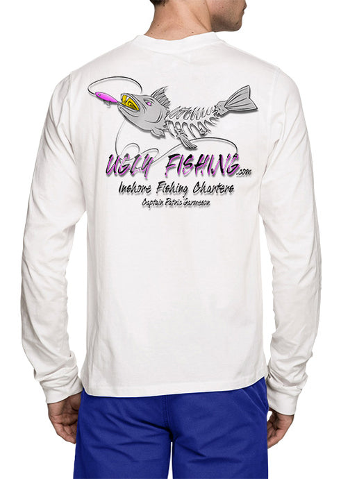 Ugly Fishing Logo Shirt