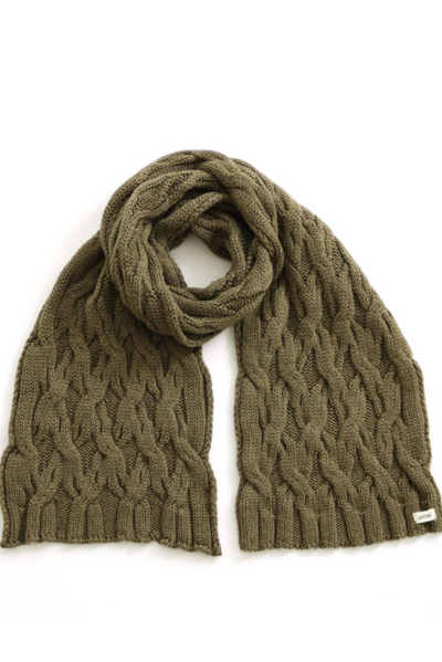 Mabel Scarf in Olive - Matta Clothing