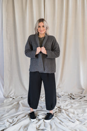 Mona Pants - Washed Black - Matta Clothing