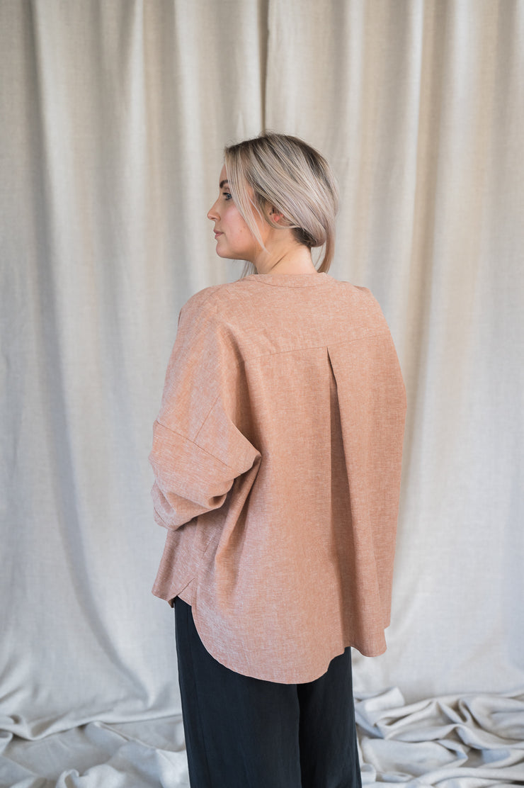 Artist Shirt - Washed Copper - Matta Clothing