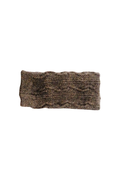 Teni Wool Hand Warmer // Brown - Matta Clothing