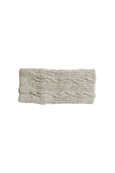 Teni Wool Hand Warmer // Light Grey - Matta Clothing