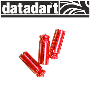 Datadart Alloy Flight Protectors - Red