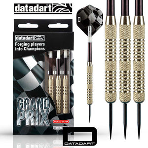 Datadart Grand Prix Brass Darts 26g