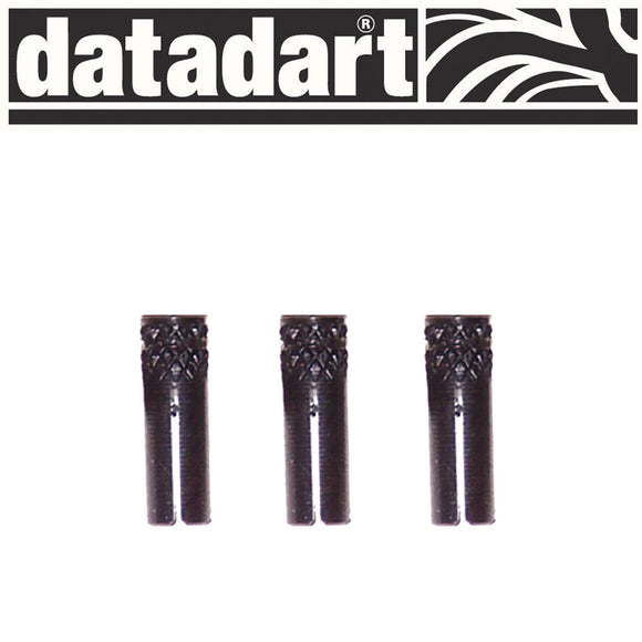 Datadart Alloy Flight Protectors - Black