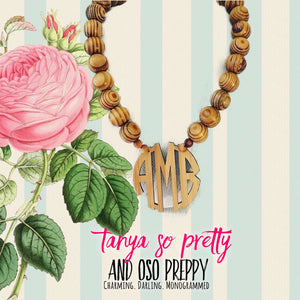 tanya-sopretty - Monogram Me! Join the Club!! - Necklace