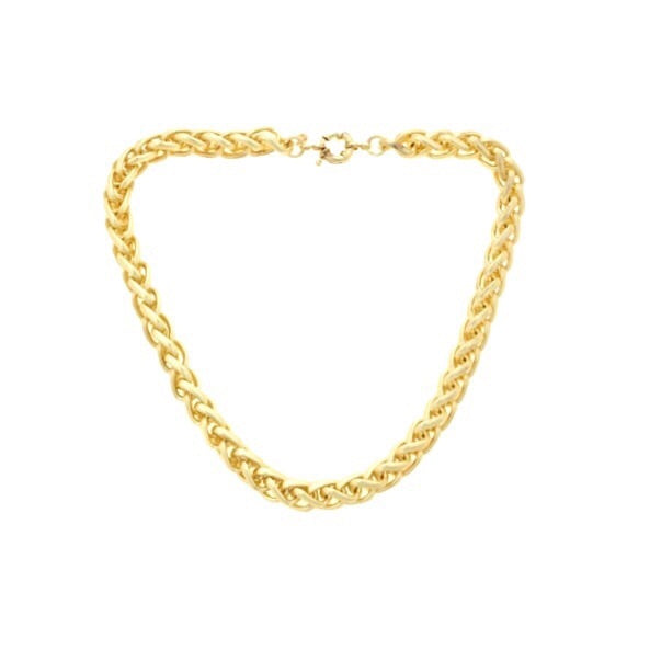tanya-sopretty - Oxford Braided Link Necklace - Necklace