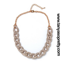 Load image into Gallery viewer, tanya-sopretty - Paris Chain Link Necklace - Necklace