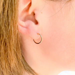 Thick 12mm Hoops