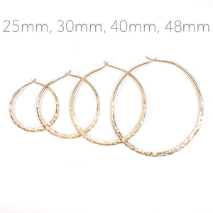 thick-gold-hoop-earrings