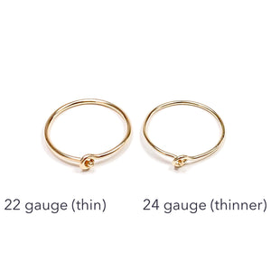 thin-gold-hoop-earrings