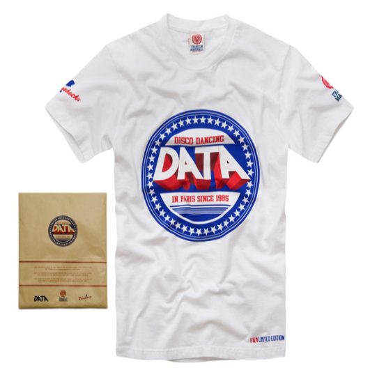 Data X Franklin & Marshall - T-shirt