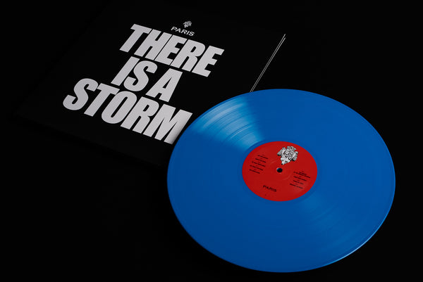 PARIS - There Is A Storm (First Album)