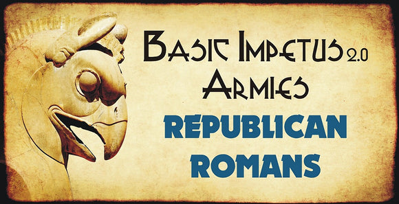 Impetus Army - Middle Republican Romans 5.6
