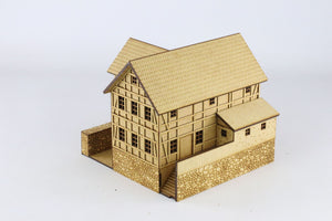 T4G Watermill 28mm