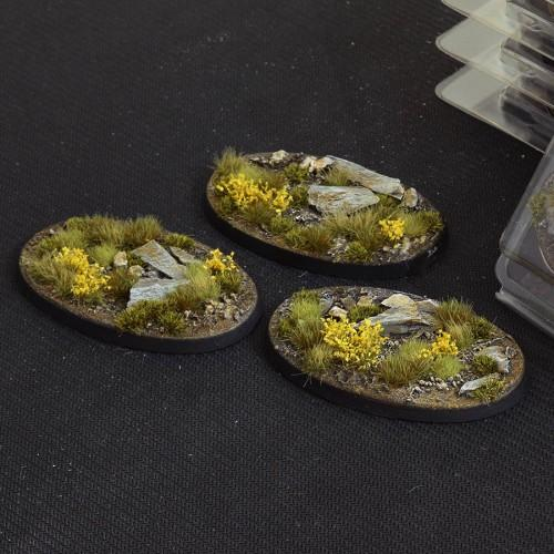 GamersGrass: Oval Highland Bases
