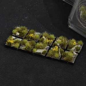 GamersGrass: Square Highland Bases