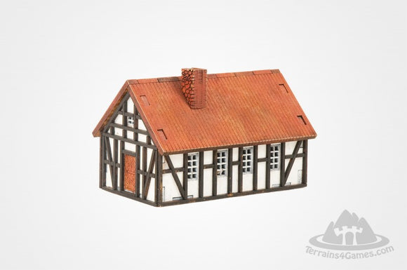 T4G Prussian House 15mm