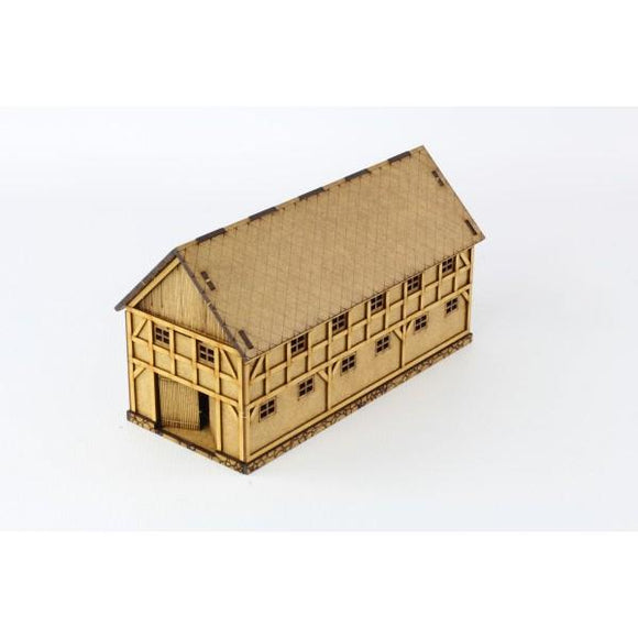 T4G Laser Cut Cowshed 28mm