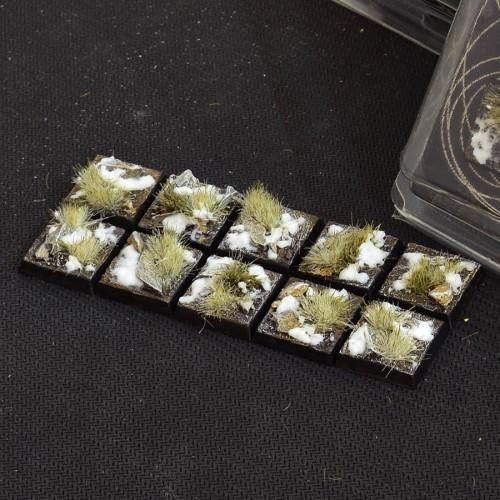 GamersGrass: Square Winter Bases