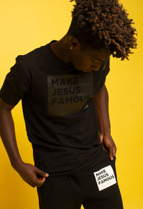 MJF Tone on Tone Scallop Tees
