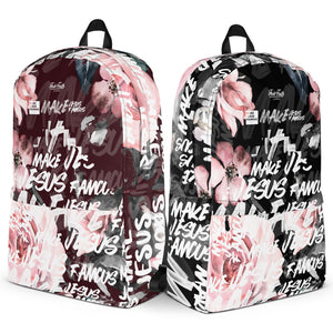 MJF Backpacks! Online Item only